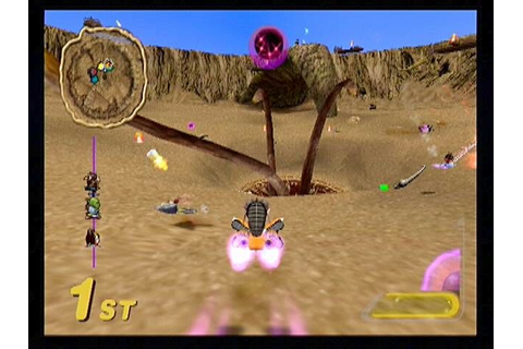 Star Wars: Super Bombad Racing Screenshots for PlayStation ...