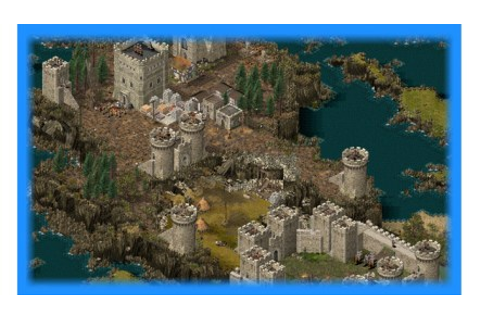 Stronghold HD + A.D. 2044 - Game for Free | GO GO Free Games