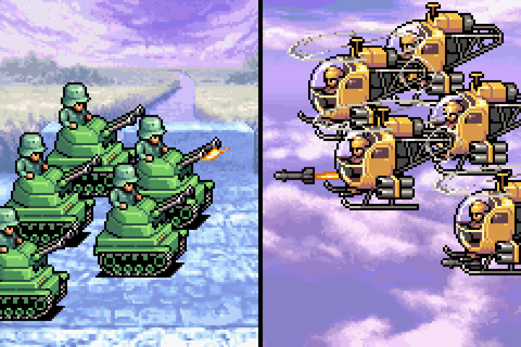 Advance Wars Download Game | GameFabrique
