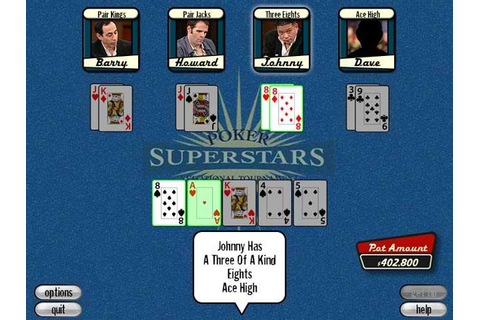 Poker Superstars II download. Free download Poker ...