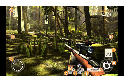 Free Game of the Month - Deer Hunter 2014 - YouTube