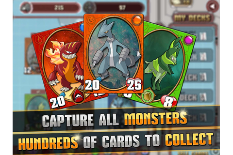 Monster Battles: TCG - Android Apps on Google Play