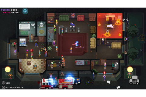 Party Hard Review: Probably Should've Slept A Bit More | USgamer
