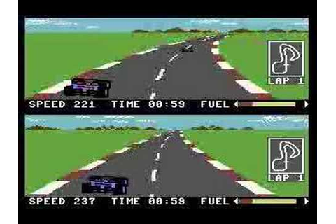 C64 - Pitstop 2 - YouTube