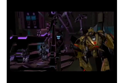 Transformers Cybertron Adventures -- Level 2-2 - YouTube