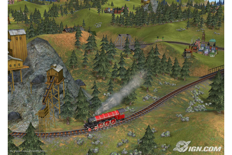 Sid Meiers's version of TTDX and Loco - Transport Tycoon ...