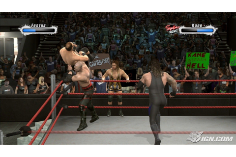 WWE SmackDown 2009 (Collector's Edition) Screenshots ...