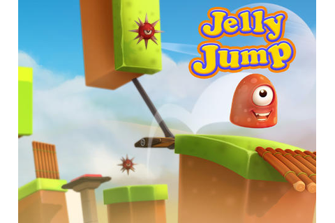 Jelly Jump iPhone game - free. Download ipa for iPad ...