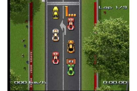 Rush Rush Rally Racing Gameplay Dreamcast - YouTube