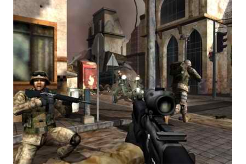 Download FREE Close Combat First To Fight PC Game Full Version