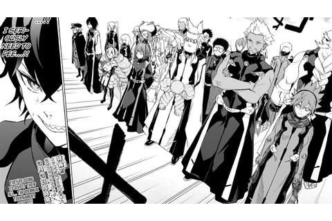 TRAINING FOR THE GAMES Twin Star Exorcists Chapter 40 # ...
