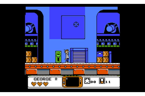 Play Jetsons, The - Cogswell's Caper! (Europe) • NES GamePhD
