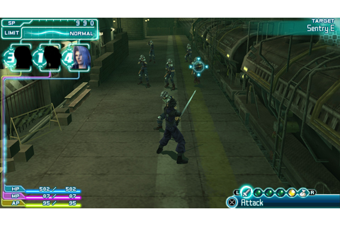 Crisis Core – Final Fantasy VII PSP ISO for Android | All ...