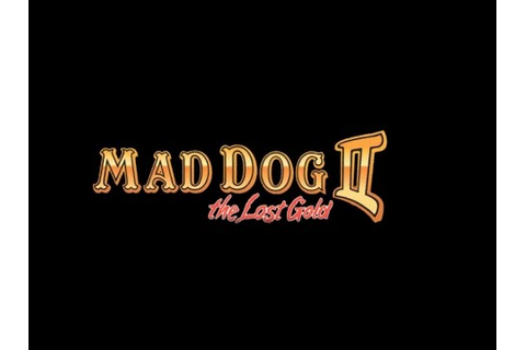 Mad Dog II: The Lost Gold - 1CC - No Miss/No Death ...