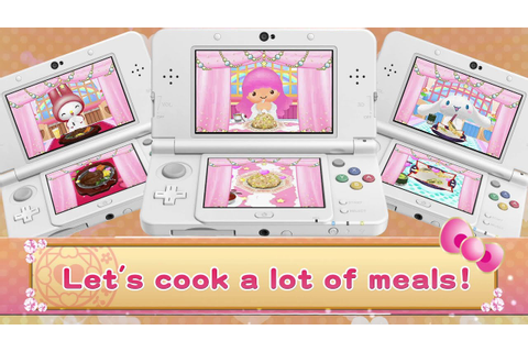 Hello Kitty and the Apron of Magic Rhythm Cooking - YouTube