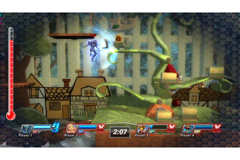 Playstation All-stars Battle Royale P3 Zona Games ...