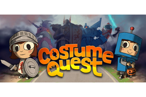 Save 90% on Costume Quest on Steam