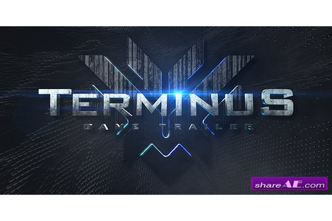 Videohive Terminus Game Trailer » free after effects ...