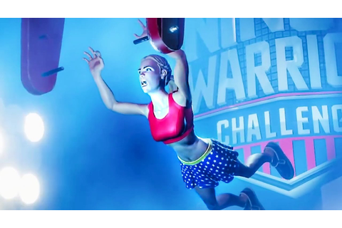 AMERICAN NINJA WARRIOR Challenge Trailer (2019) PS4 / Xbox ...
