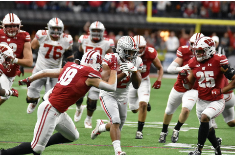 Football: Ohio State shuts down dominant Wisconsin run ...