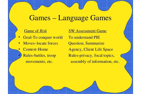 Forte language games for teaching theory