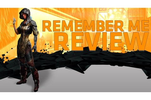 Remember Me - [PC] Game Review - YouTube
