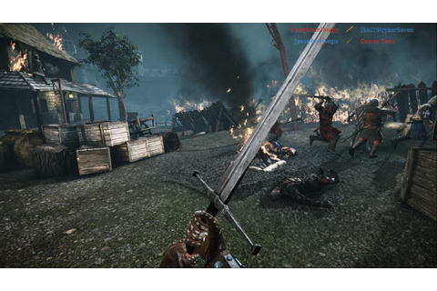Mediafire PC Games Download: Chivalry Medieval Warfare ...