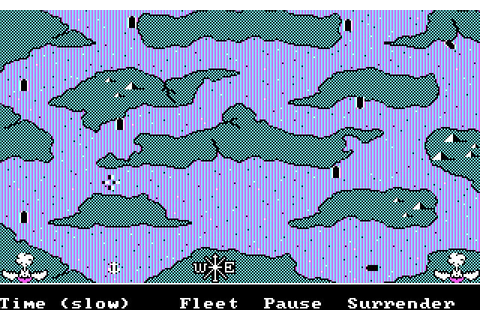 Download The Ancient Art of War at Sea strategy for DOS ...