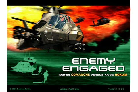 Simulator Sundays; 1: Enemy Engaged: RAH-66 Comanche Vs ...