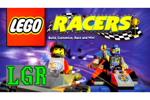 LEGO Racers: Build, Customize, Race and Win! - YouTube