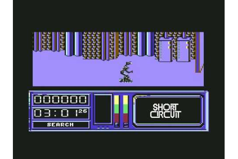 Short Circuit Game Music for the Commodore 64 - YouTube