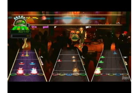 IGN: Guitar Hero World Tour Wii - Game Overview - YouTube