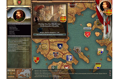 Crusader Kings 1 Game - Free Download Full Version For Pc