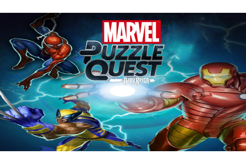 Marvel Puzzle Quest: Dark Reign - Universal - HD Gameplay ...