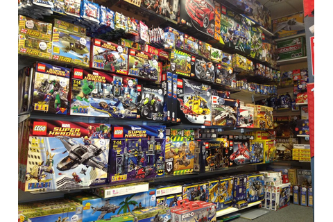 Toys & Games Of Worcester