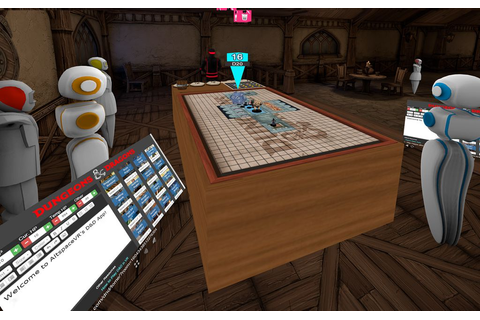 AltspaceVR Brings Official Dungeons & Dragons to Social VR ...
