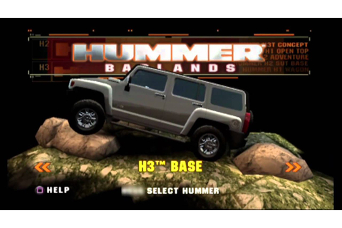 Hummer Badlands - All of the Cars! - YouTube