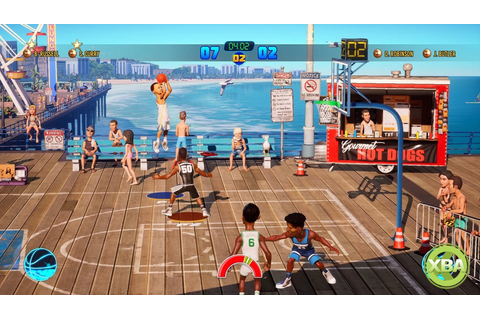 NBA Playgrounds 2 Devs Sign Publishing Deal With 2K - Xbox ...