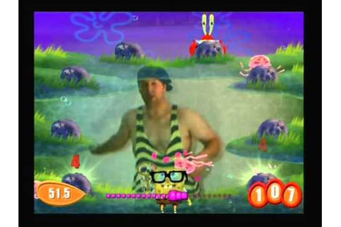 Let's Play Nicktoons Movin' - 4 Jellyfish Jam - YouTube