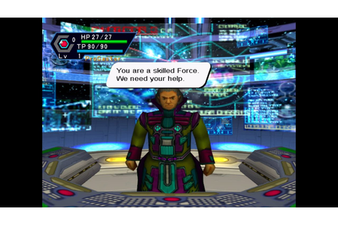 Download Phantasy Star Online (Windows) - My Abandonware