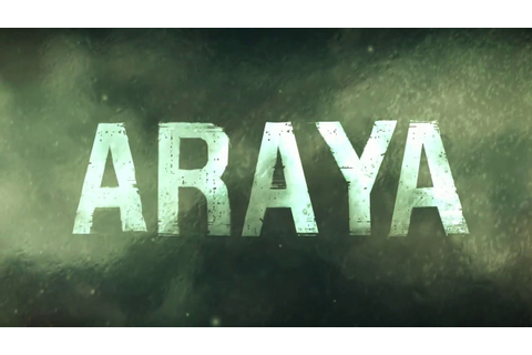 ARAYA GAME Teaser - YouTube