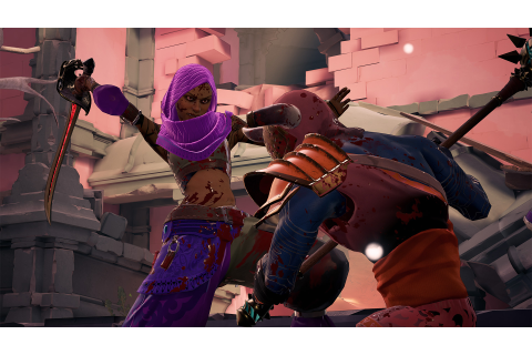 Mirage: Arcane Warfare gets a price drop, plus a giveaway ...