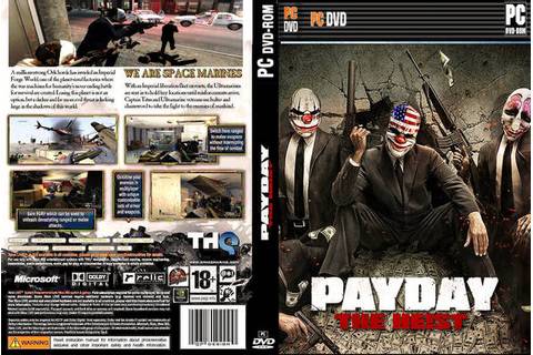 Mediafire PC Games Download: Payday The Heist Download ...