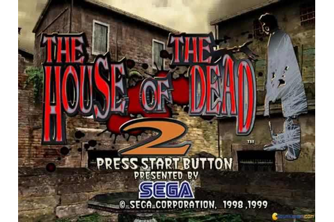 The House of the Dead 2 Download Free Full Game | Speed-New