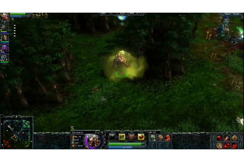 Heroes Of Newerth (HoN) Game Trailer - YouTube