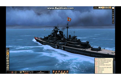 World of Warships's first video game-play taken by me ...