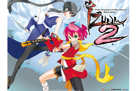 Legend of Izuna the Unemployed Ninja | IZUNA 2: THE ...