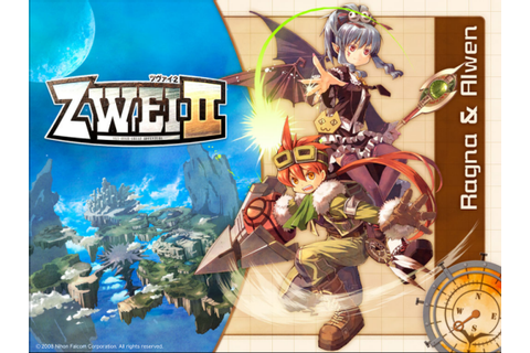 Zwei 2: Sky High Great Adventure, Game RPG Japan Style ...