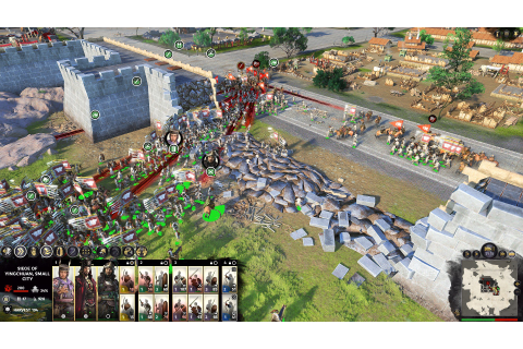 Review in Progress: Total War: Three Kingdoms