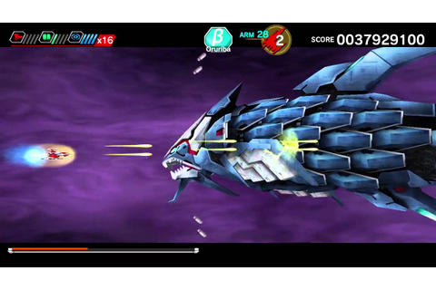 Darius Burst Chronicle Saviours (PC) - Opening CS Mode ...